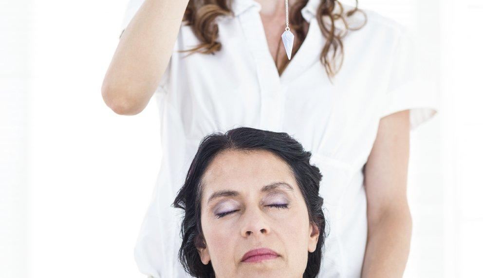 Im körper einer frau hypnose