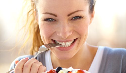Ziel von Achtsamem Essen ist das innere Gleichgewicht