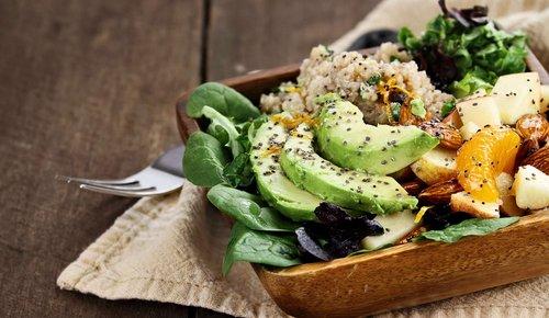 Vegane Ernährung und Nährstoffe