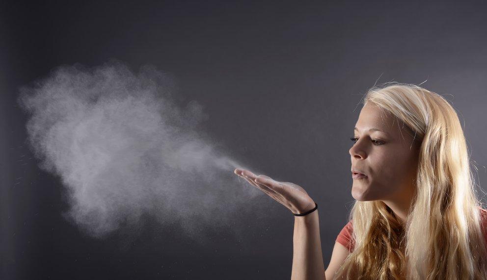 Tipps gegen trockene Luft