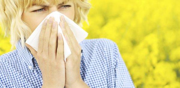 Allergien in der Schweiz