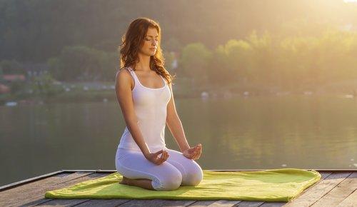 Meditation bei Depressionen