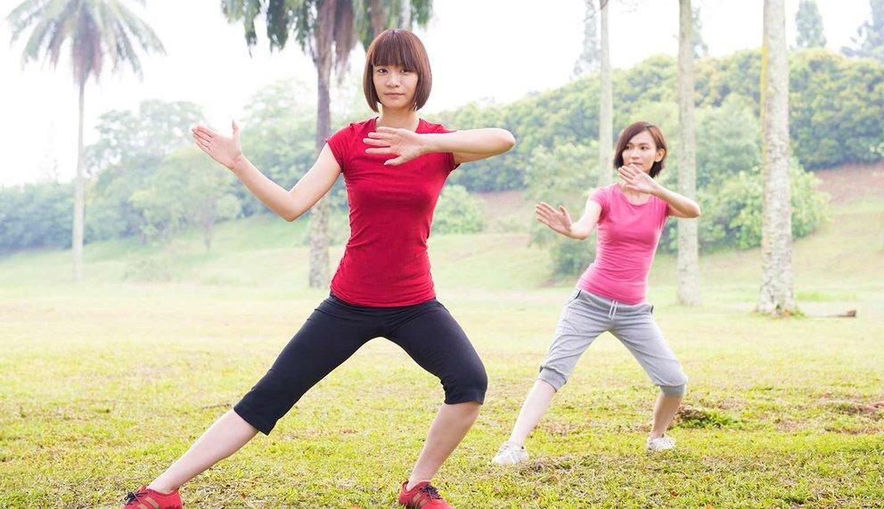 Qi-Gong Training für mehr Lebensenergie