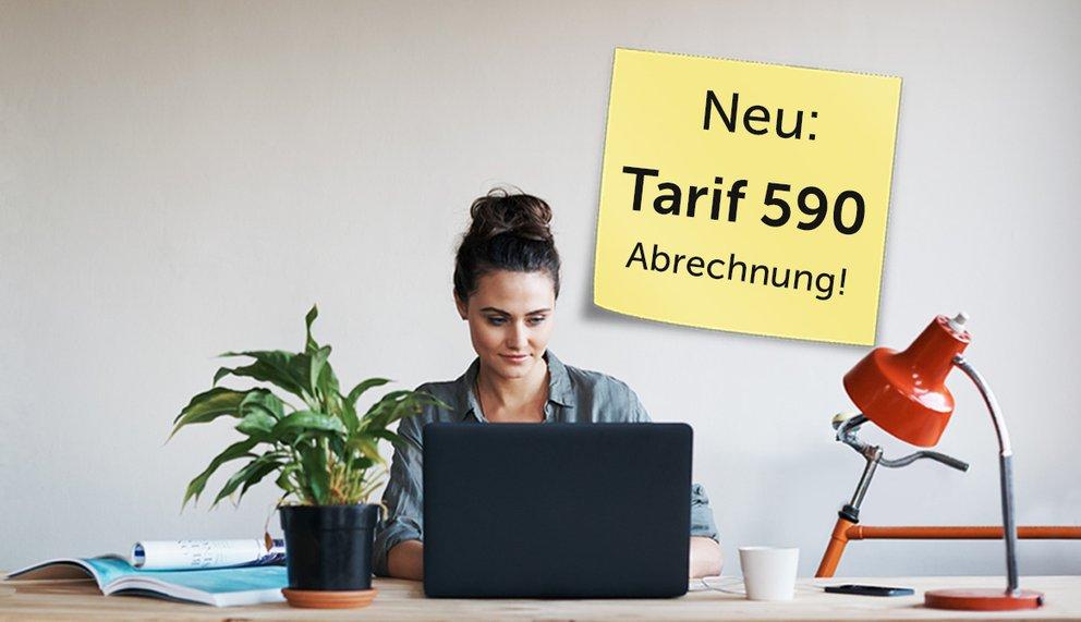 Traif 590 und Rechnungsformular