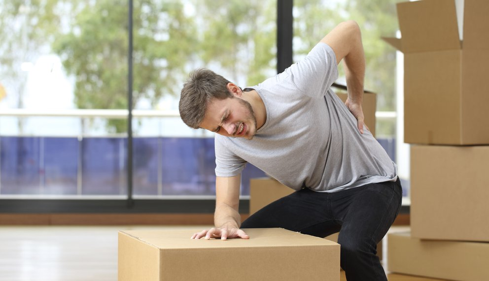 Osteopathie bei Hexenschuss