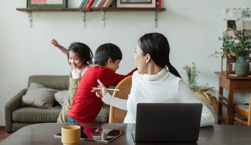 ADHS kann sehr belastend sein für Eltern