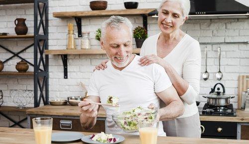 Das Herz schützen - Ernährung bei hohen Cholesterinwerten