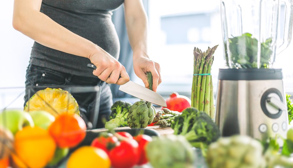 Ernährung während der Schwangerschaft
