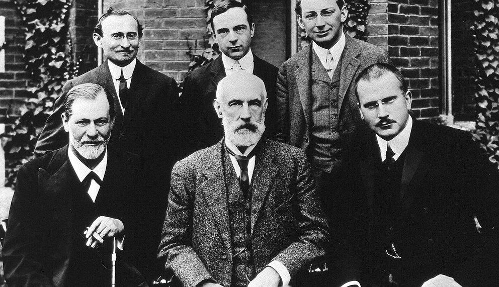 CG Jung Gründer Analytische Psychologie