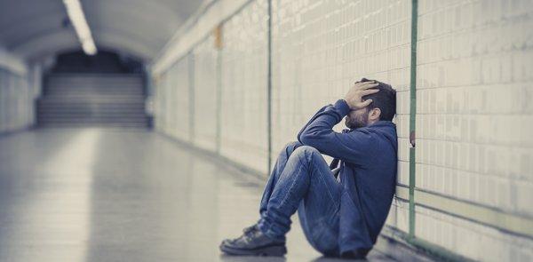 eine Depression erkennen und behandeln