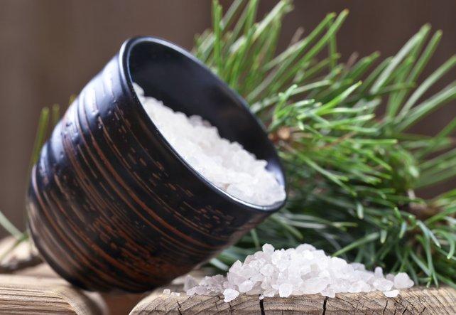 Salz im Topf wie Schüsslers Ergänzungssalze