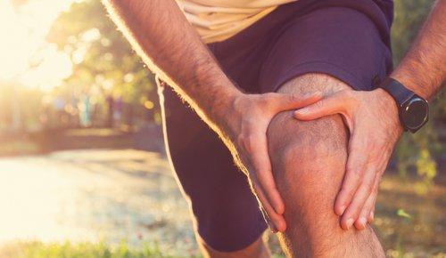 Knieschmerzen behandeln und vorbeugen