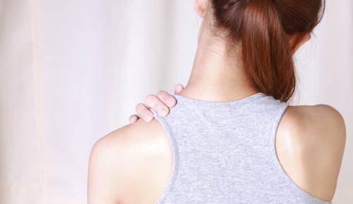 Shiatsu bei Schulterverspannungen