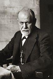 Sigmund Freud Bild Psychotherapeut